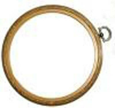 1 Round Flexi hoop Size 6 inch ideal for Cross stitching