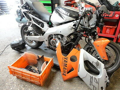Yamaha Yzf 600 Thundercat For Spares    P/x Welcome Cash Either Way