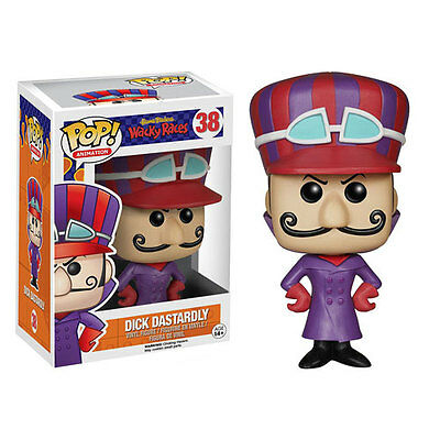 Hanna-Barbera Dick Dastardly Pop! Vinyl Figure - FU5028 - Funko