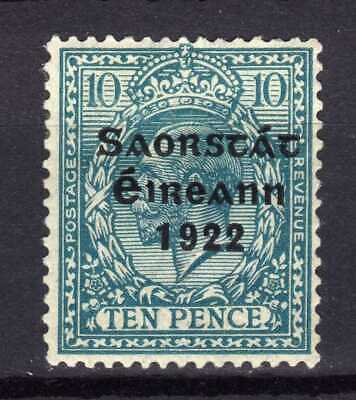 14574) IRELAND1922 MH* Free Country 10p - Nuovo