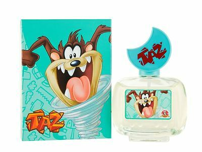 Looney Tunes Taz Eau de Toilette 50ml Spray For Children EDT Perfume