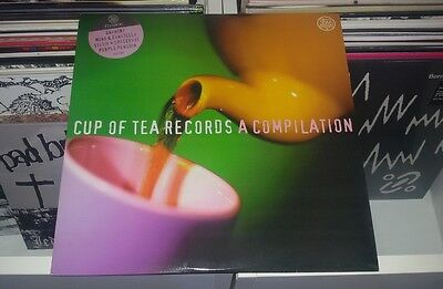 V.A.: CUP OF THE TEA RECORDS - A COMPILATION (2xLP)