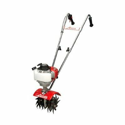 Mantis Classic Tiller / Cultivator  Petrol 4 Stroke With Kickstand and edger