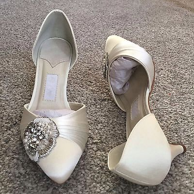 Wholesale/Joblot High Quality Satin Wedding Shoes X12 Pairs!!