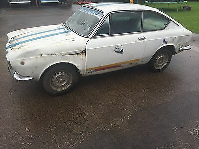 Fiat 850 Coupe Sport 1968 (project)