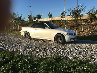 03 Bmw 325Ci Convertible/cabriolet Modified,swap/part Ex For Van Or Later Diesel