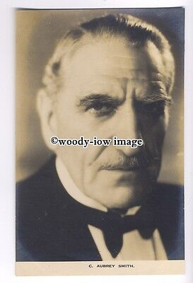 b3474 - Film Actor - C. Aubrey Smith - postcard by Film Weekly