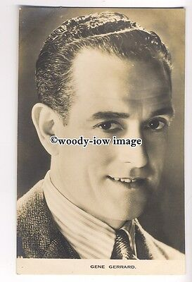b3498 - Film Actor - Gene Gerrard - postcard by Film Weekly