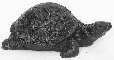 Tortoise - Hand Crafted - Coal Model