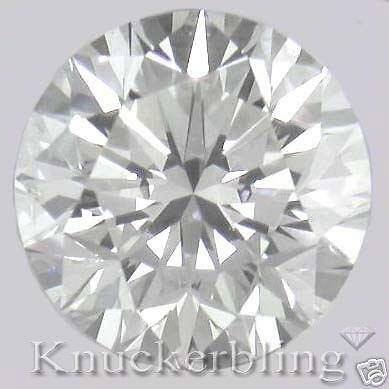 4.12ct Certified G VS1 VG Round Brilliant Cut Loose Diamond Solitaire