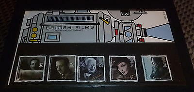GB BRITISH FILMS, Presentation Pack
