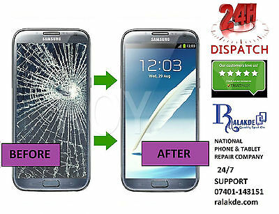 Samsung Galaxy Alpha LCD Screen Glass Replacement - 24 HOUR REPAIR SERVICE