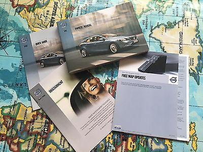 Volvo V40 Owners Manual. 2000-2012.
