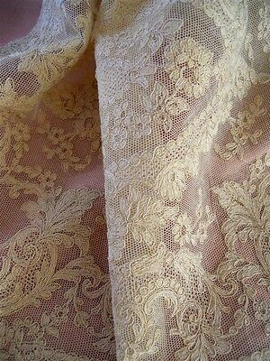 Antique  Lace  Tablecloth  Or   Pillows Above Carlin New York