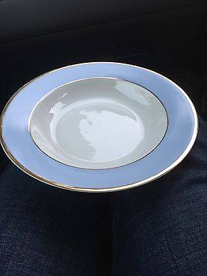 Royal Doulton 2004 Bruce Oldfield Wide Rimmed Pasta Bowl X 2