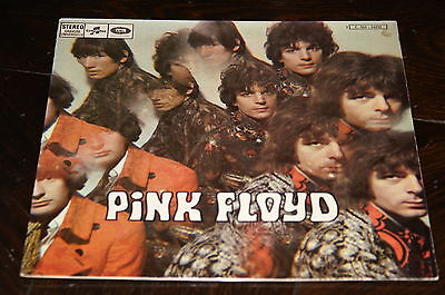 Pink Floyd – The Piper At The Gates Of Dawn france press 1972.   excellent