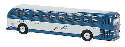 Wheels of Time # 90711 50s-60 C49 Transit Motor Coach Bus N Scale MIB