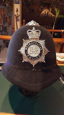 England Mtropolitan Police Hat New!