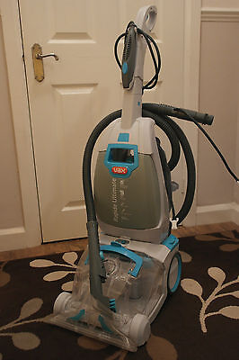 Vax Rapide Ultimate Carpet and upholstery cleaner.
