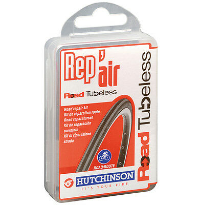 Hutchinson Road Rep'Air Tubeless Repair Patch Kit for UST Tire