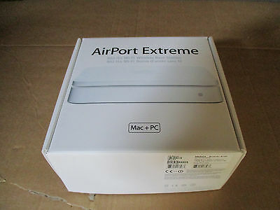 Nur Verpackung: Apple AirPort Extreme Wireless Base Station MB053Z/A A1143 Box