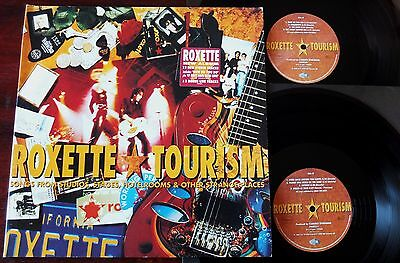 Roxette Tourism Double Lp Emi (1992) Ex/ex +Inners Emd 1036 Germany Sounds Great