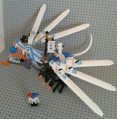 LEGO NINJAGO Ice Dragon Attack (2260)