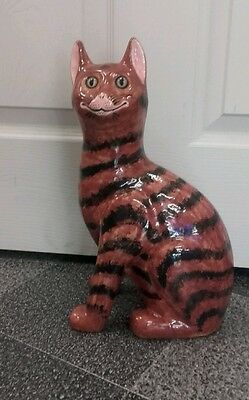 griselda hill pottery cat RRP £285