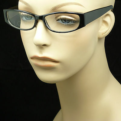 Clear lens sun glasses frames retro vintage style new fashion nerd geek hipster