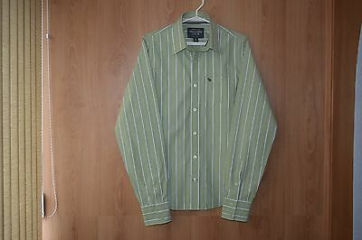 Mens Shirt Abercrombie&fitch Size M In Great Condition