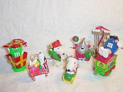 Snoopy & Friends Christmas Ornaments