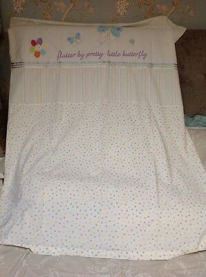 Cot Bed Duvet Gorgeous Junior/toddler/cot Bed Duvet Cover Butterfly Dunelm