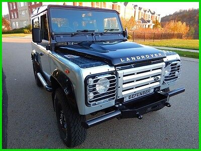 1988 Land Rover Defender  1988 Used Manual SUV
