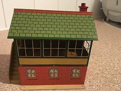 Hornby O Gauge Signal Cabin In Excellent Condition
