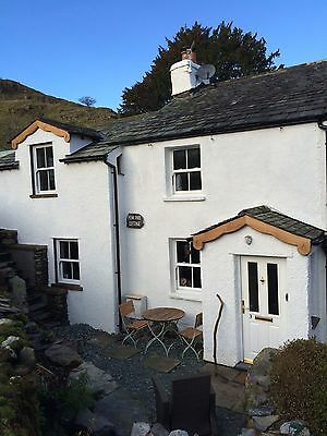 lakedistrict holiday cottage NR WINDERMERE FRIDAY 6th Jan 2017 for 7 nights