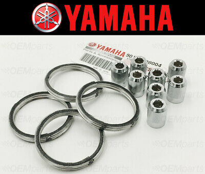 Exhaust Manifold Gasket Repair Set Yamaha XS1100 1978-1981 (Incl. Nuts)