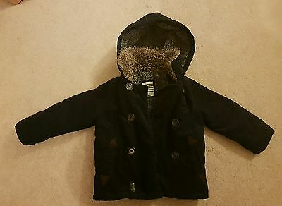 john lewis childrens coat age 2-3