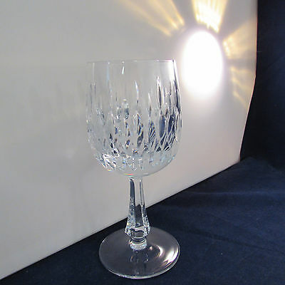 SET OF FOUR - Gorham Crystal CHANTILLY Water Goblets
