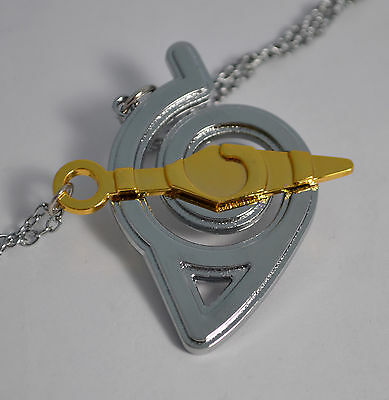 Naruto | The Couple's Heart Necklace (Perfect Anime Jewellery & Cosplay Gift)