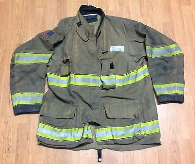 Globe G-Xtreme Jacket Turnout Gear 46 x 36 Liner 2010