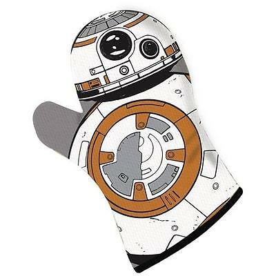 Star Wars: BB-8 Padded Oven Glove / Insulated Mitt New Official Disney With Tag