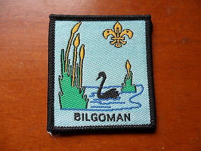 Bilgoman Scout District Western Australia Cloth Badge