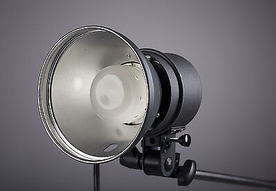 Dynalite 4040 head w/reflector and cable.