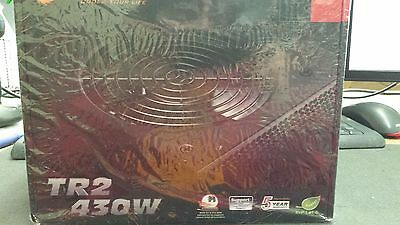 Power Supply Thermaltake TR2-430W Form Factor ATX New in Box Sealed