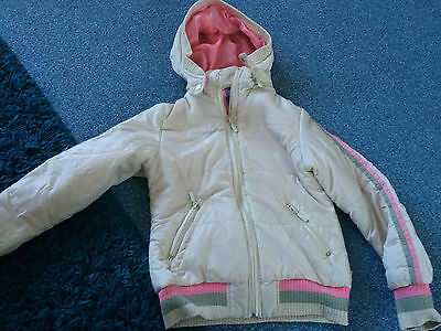 PUMPKIN PATCH coat with detachable hood age 10 years
