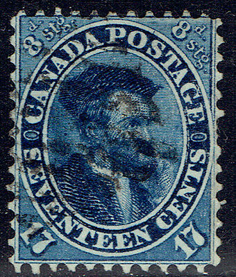 Canada #19 VF used stamp