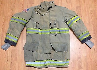 Globe G-Xtreme Jacket Turnout Gear 40 x 35 Mfg. 2009