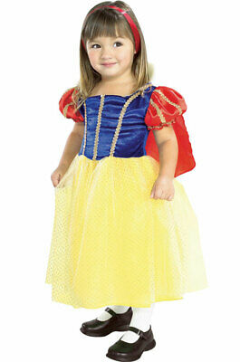Brand New Classic Snow White Toddler/Child Halloween Costume