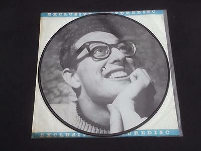 """Buddy Holly - Buddy Holly 1983 12"""" Vinyl Record Picture Disc Lp"""