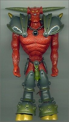 * Dungeon Keeper - Horny / Action - Figur * Limited Edition 1997 * Neu & Ovp *